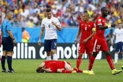 Zobacz galerię zdjęć z meczu Szwajcaria - Francja!