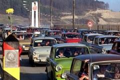 Zobacz, jak upadał Mur Berliński!