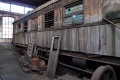 Zobacz, jak wygląda niezwykły wagon!