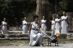 Zobacz, jak wyglądały uroczystości na Peloponezie