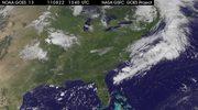 Zobacz, które rejony spustoszył huragan Irene