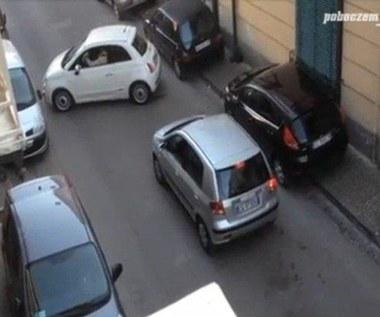 """Zobacz najgorszego kierowcę świata! Nie, to nie """"baba""""!"""