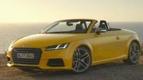 Zobacz najnowsze Audi TTS roadster w akcji