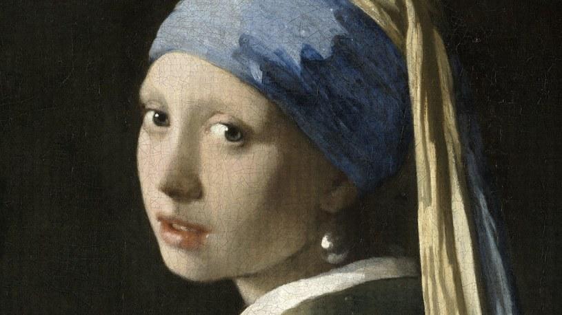 Zobacz obraz Dziewczyny z perłą w niesamowitej rozdzielczości 10 gigapikseli /Geekweek