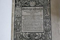 Zobacz starodruki ze skarbca Biblioteki Jagiellońskiej