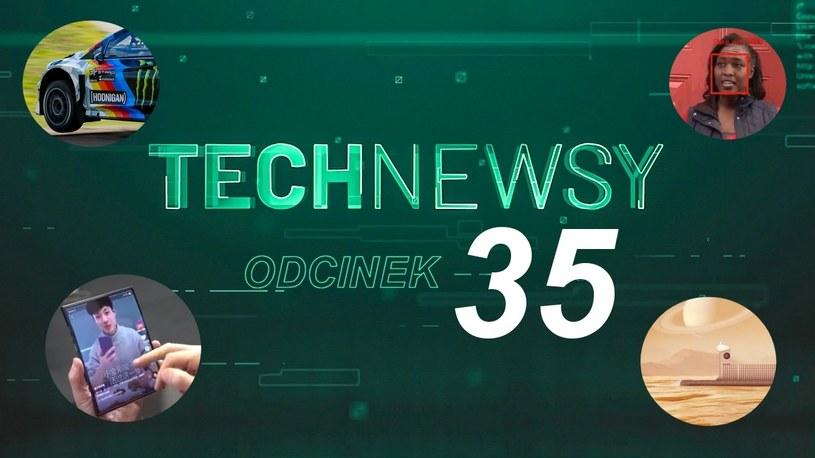Zobacz TechNewsy odcinek 35 - filmowy przegląd najciekawszych wiadomości /Geekweek