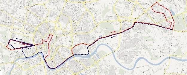 Zobacz trasę krakowskiego maratonu /Informacja prasowa