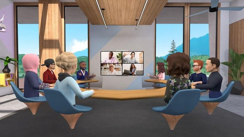 Zobacz wizję przyszłości wspólnej pracy w firmach za pomocą VR [WIDEO] /Geekweek