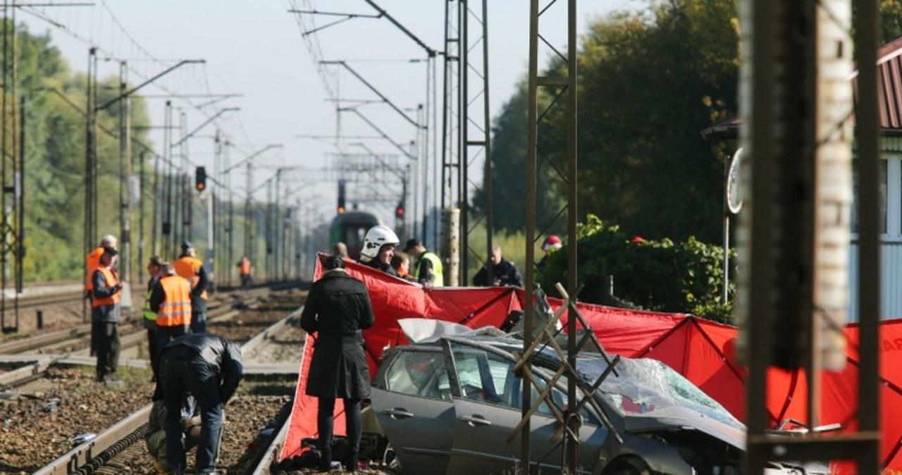 Zobacz wstrząsające zdjęcia z miejsca wypadku: