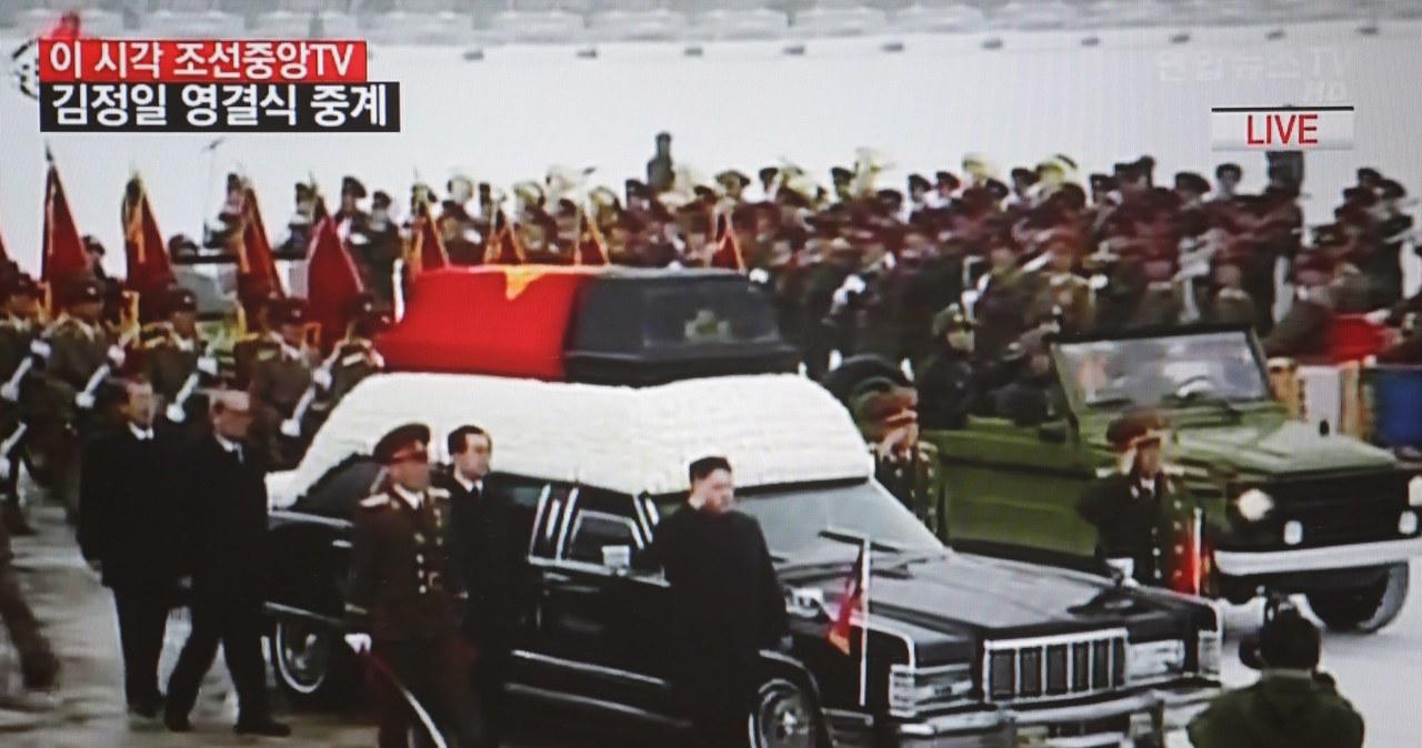 Zobacz zdjęcia z pierwszego dnia uroczystości pogrzebowych