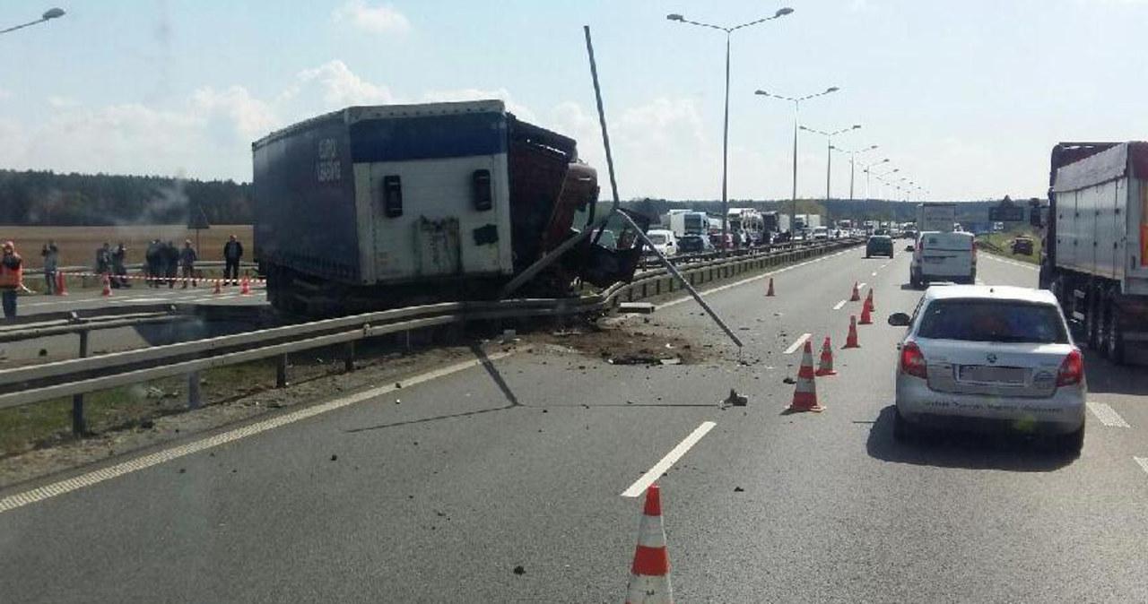 Zobacz zdjęcia z wypadku