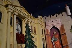 Zobaczcie bożonarodzeniową szopkę u braci Kapucynów!