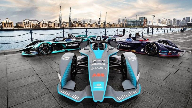 Zobaczcie w akcji kierowców Formuły E w trakcie wirtualnych wyścigów [FILM] /Geekweek