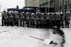 Zobaczcie zdjęcia z górniczej manifestacji:
