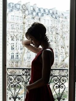 Zoe Saldana /materiały promocyjne