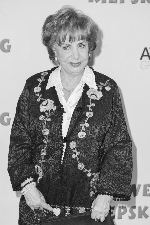 Zofia Czerwińska - 1933-2019 /Jarosław Antoniak /MWMedia
