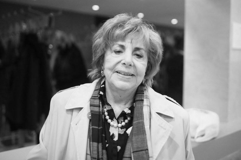 Zofia Czerwińska miała 85 lat /ANDRZEJ LANGE / SE /East News