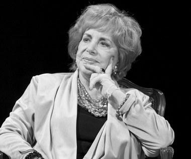 Zofia Czerwińska nie żyje. Popularna aktorka miała 85 lat