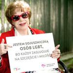Zofia Czerwińska wsparła osoby homoseksualne w walce o ich prawa! Opowiedziała niesamowitą historię!