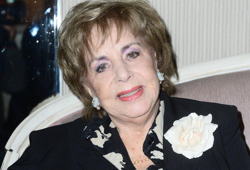 Zofia Czerwińska zmarła w marcu 2019 roku /VIPHOTO /East News