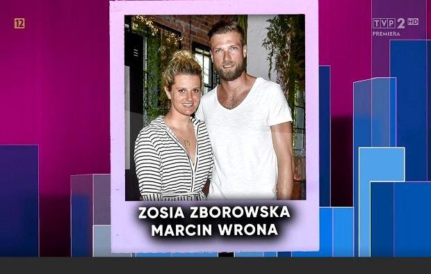 "Zofia i Andrzej - program ""Czar Par"" /TVP /"