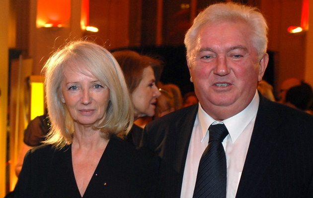 Zofia i Andrzej Turscy, fot.Andras Szilagyi  /MWMedia