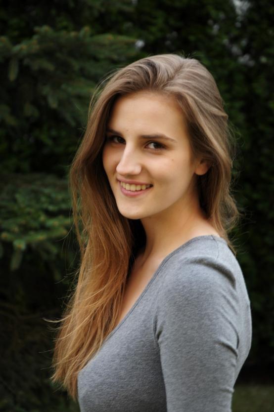 Zofia Kowalewska ma dopiero 21 lat /www.polishshorts.pl /materiały prasowe