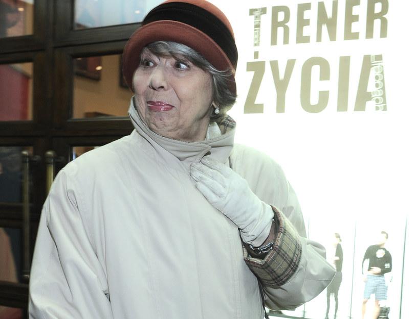 Zofia Kucówna /Andras Szilagyi /MWMedia