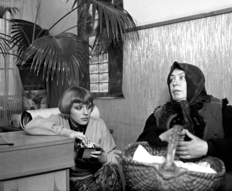 """Zofia Merle w filmie """"Miś"""" (1980) /East News/POLFILM"""