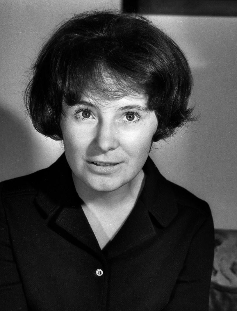 Zofia Nasierowska /Aleksander Jalosiński /Agencja FORUM