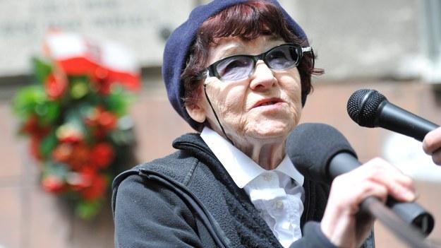Zofia Pilecka: Powinnam być na dzisiejszych uroczystościach w Auschwitz