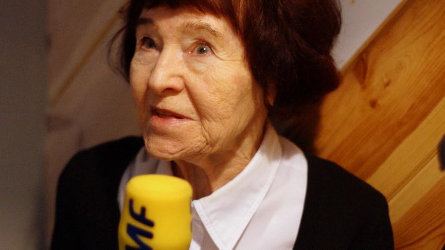 Zofia Pilecka /Michał Dukaczewski /RMF FM