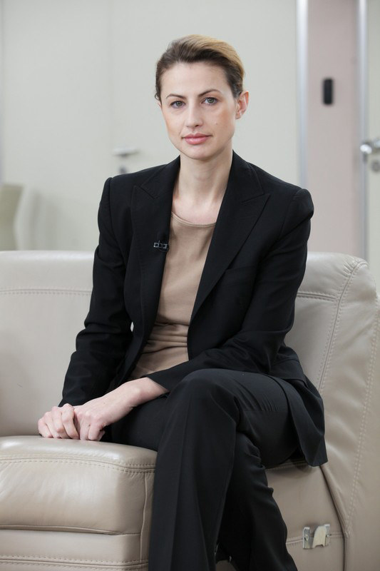 Zofia Ragankiewicz, fot.Agnieszka K.Jurek  /East News