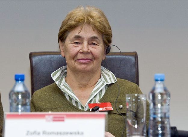 Zofia Romaszewska _fot. Krzysztof Jastrzębski /East News