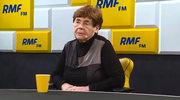 Zofia Romaszewska: Pójdę na marsz z prezydentem