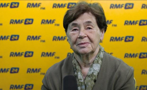 Zofia Romaszewska: Powinniśmy naprawić tę niebywałą ustawę o IPN