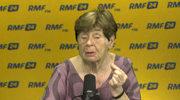 Zofia Romaszewska: Prezydent łamie konstytucję znacznie mniej niż robiła to opozycja