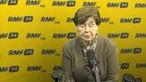 Zofia Romaszewska w Porannej rozmowie RMF (27.09.17)