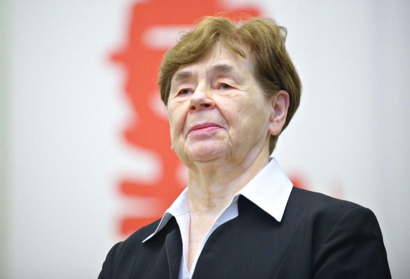 Zofia Romaszewska /Bartosz Krupa /East News