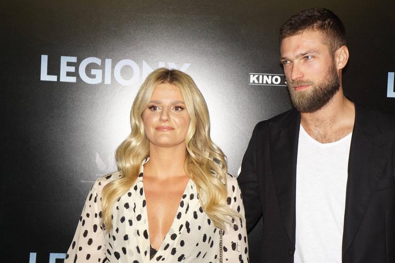 Zofia Zborowska i Andrzej Wrona pobrali się w sierpniu 2019 roku /Tricolors /East News