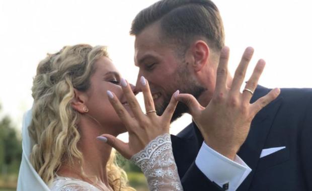 Zofia Zborowska i Andrzej Wrona wzięli ślub!