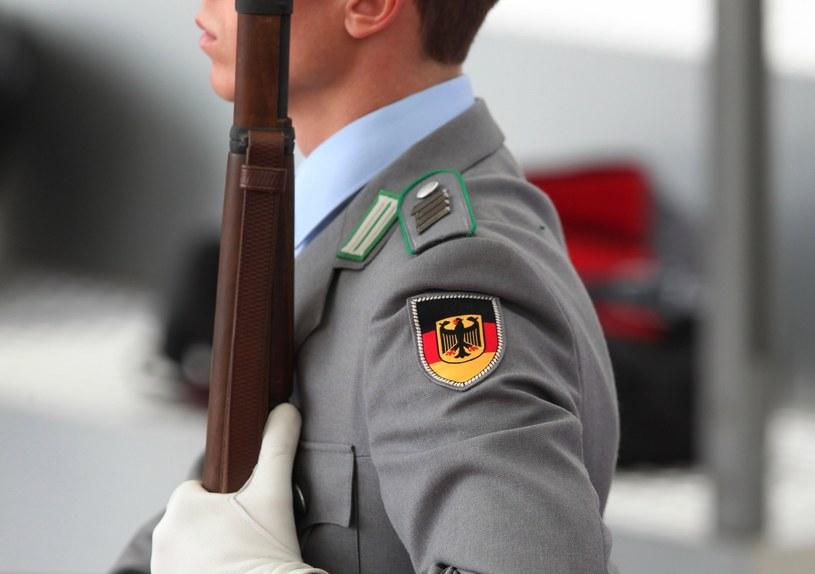 Żołnierz Bundeswehry /STANISLAW KOWALCZUK /East News