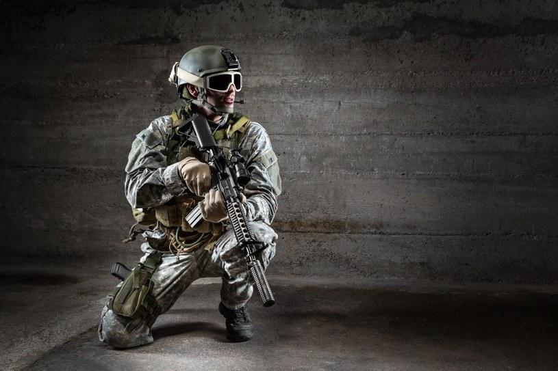 Żołnierz musi mieć predyspozycje /©123RF/PICSEL