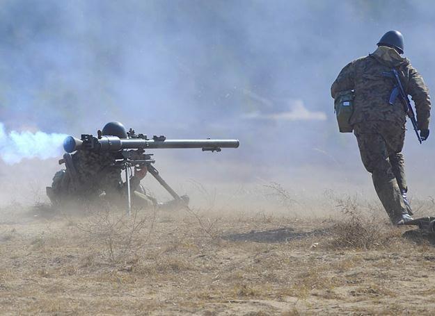 Żołnierz na egzaminie musi się wykazać wieloma umiejętnościami /Polska Zbrojna