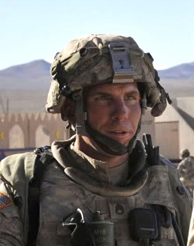 Żołnierz Robert Bales /Spc. RYAN HALLOCK/DVIDS /PAP/EPA