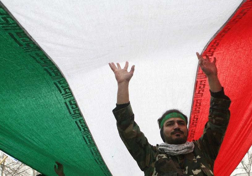 Żołnierz Strażników Rewolucji /BEHROUZ MEHRI /AFP