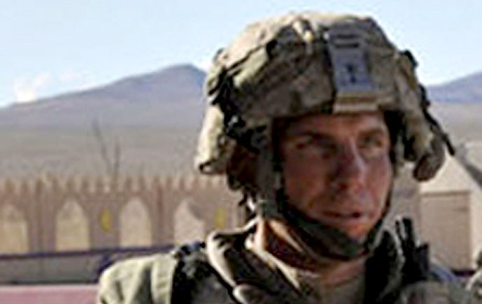 Żołnierz-zabójca 16 afgańskich cywilów. /AFP