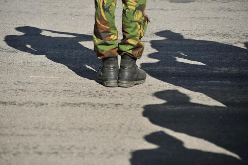 Żołnierz, zdjęcie ilustracyjne /Wojciech Strozyk/REPORTER /Reporter