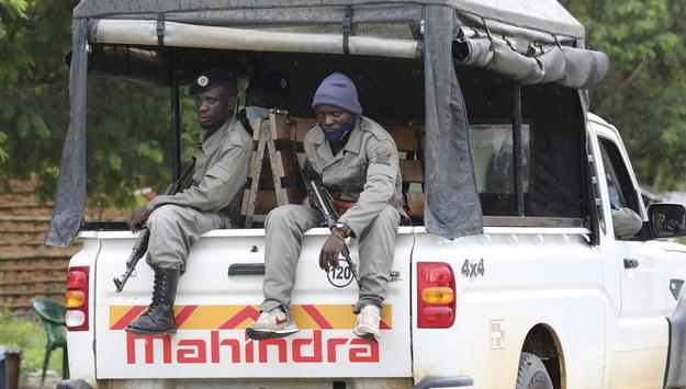 Żołnierze armii Mozambiku /JOAO RELVAS  /PAP/EPA