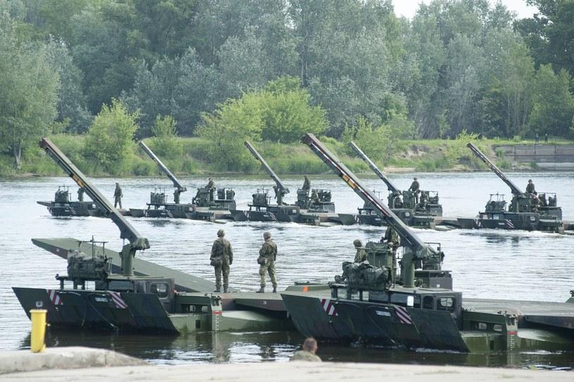 Żołnierze Bundeswehry; zdj. ilustracyjne /Wojciech Stróżyk /Reporter